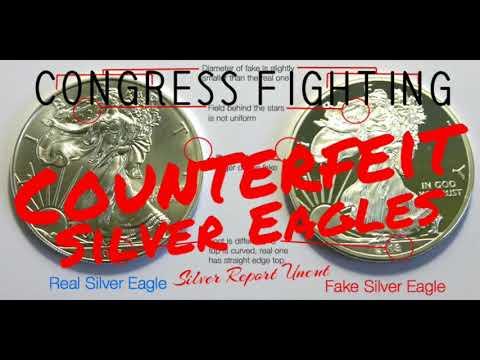 Counterfeit Silver Eagles Flooding The Silver Market