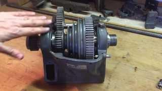 Atlas Headstock Assembly DONE! -part 13 of my lathe restoration