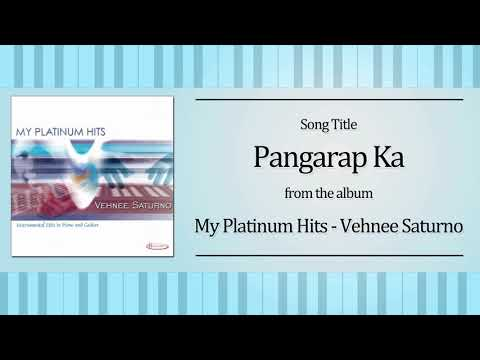 Pangarap Ka (Karaoke - Instrumental) - Vehnee Saturno