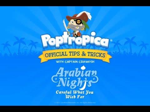 Arabian Nights: Careful What You Wish For Cheats and Walkthroughs