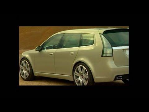 Essai Saab 9 3 Sport Hatch Concept