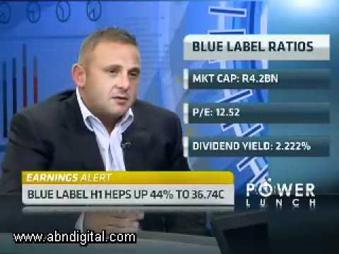 Blue Label Interim Results with CEOs Mark and Brett Levy