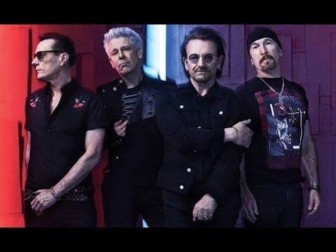 U2 - HD RED FLAG DAY