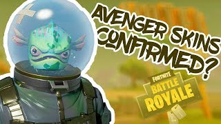 Fortnite! | Avenger Skins? | Season 4!!! ! Giveaway 13,500 V Bucks! At 2000 SUBS
