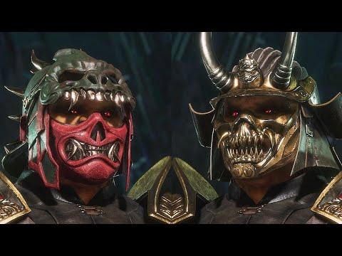 Mortal Kombat 11 Shao Kahn Gear