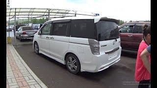 Продажа Honda Step Wagon В Красноярске. Доставка Авто Из Японии