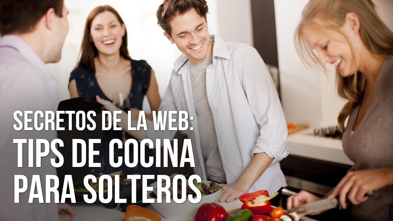 688a80674d839 Secretos de la web  Tips de cocina para solteros y un portal con sólo  buenas noticias