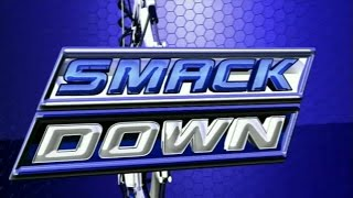 BIG WWE SMACKDOWN UPDATE!