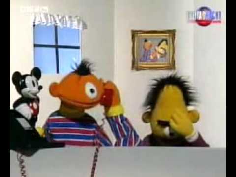 Bernie und Ert - Telefonsex