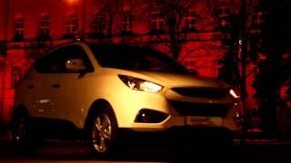 Hyundai ix35 Ночной ТЕСТ