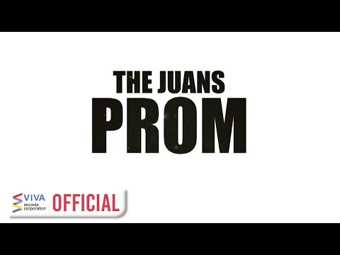 The Juans — Prom [Official Lyric Video with Guitar Chords]