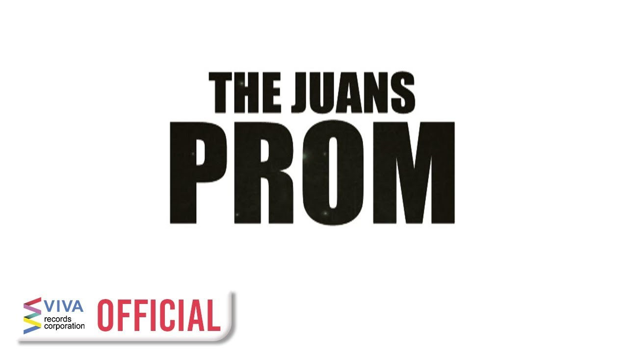 The Juans — Prom [Official Lyric Video with Guitar Chords