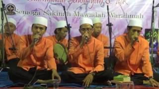 Ya Khoiro Hadi Syauqul Habib Resepsi Pernikahan Ust Nadhif Sh Mamluatul Khoiriyah