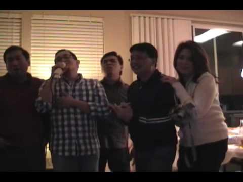"Jojo's Reunion - Dennis singing ""Ready to take the..."