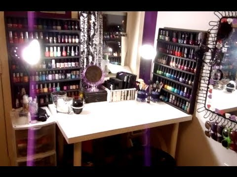 Makeup Collection Amp Vanity Tour Updated Nov 2011