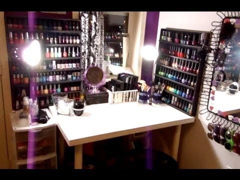 Makeup Collection  Vanity Tour Updated Nov 2011