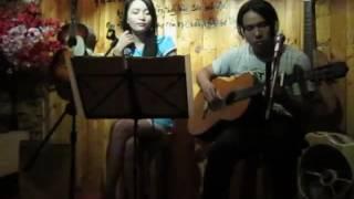 Chiều cuối tuần - Cafe Riêng một góc trời guitar