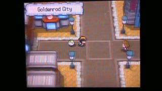 Pokemon HeartGold Pt.15 - Day-Care & Goldenrod Department Store