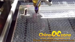 ChinaCNCzone 100W DIY CO2 Laser Cutter Engraver Machine for 15mm Acrylic Cutting