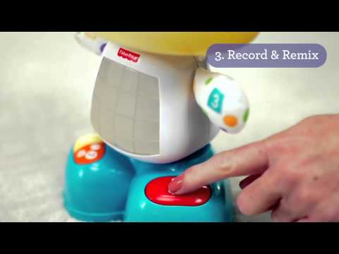 Smyths Toys - Fisher-Price Bright Beats Dance And Move BeatBo