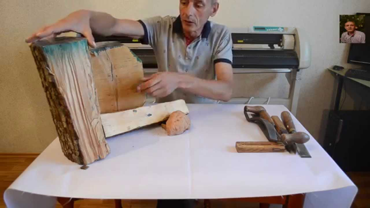 Как высушить древесину дома! How to dry wood at home!