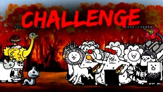 The Battle Cats - All Silver Week Stage! (...with some challenges...)