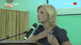 Депутат Баталина приехала в город Маркс рассказать о пенсионной реформе