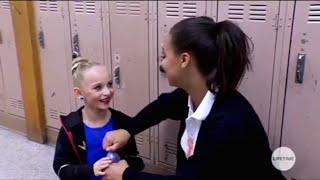 Dance Moms - Liliana cries and Nia comforts her (Season 7 Episode 15)