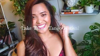 Verna and the Lake Tahoe Tango Festival!