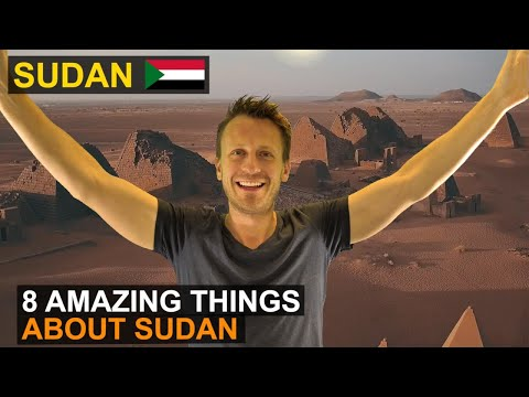 Sudan Travel | 8 Awesome things to Discover!