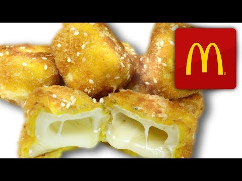 Jak zrobić PRZEBOJOWE CHRUPSERKI z McDonald