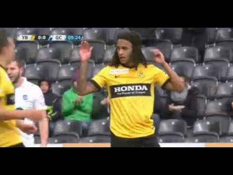 BSC Young Boys vs. Grasshoppers Club Zürich 4:0 (12. Runde) 23.10.2016