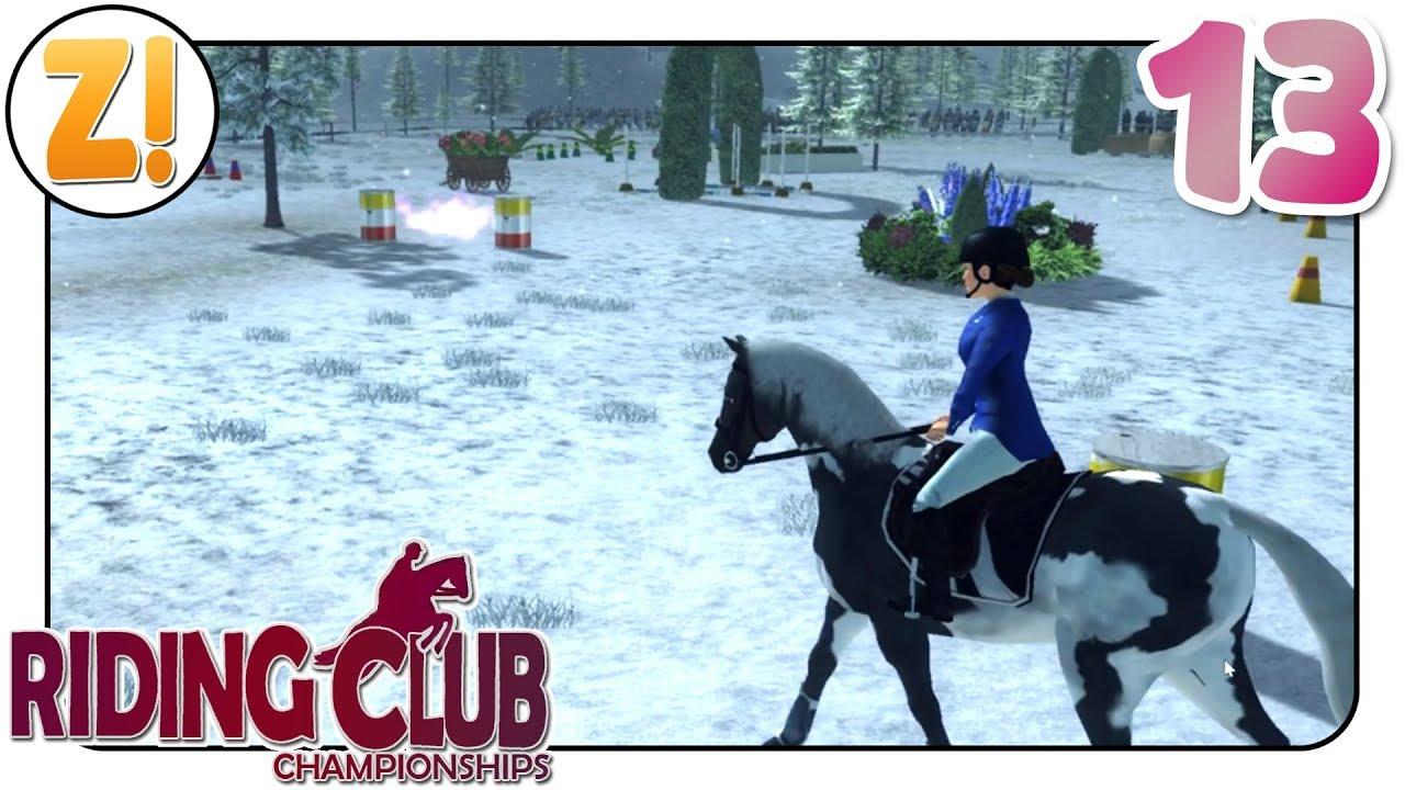 Riding Club Championships: Ich stehe auf der Bremse #13 ...