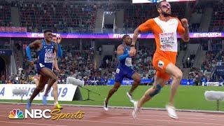 Team USA challenges world champion Guliyev in 200m   NBC Sports