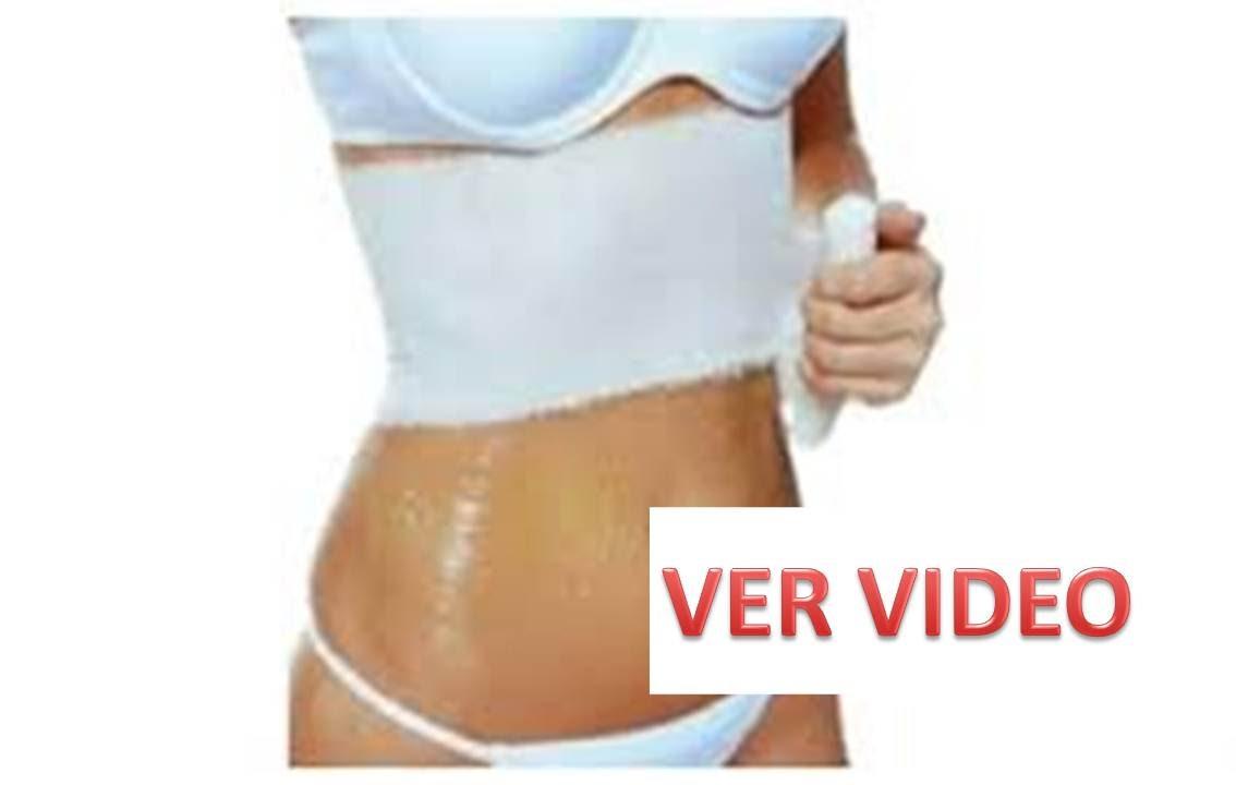 Yesoterapia casera para adelgazar videokeman