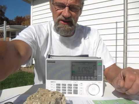 Part #1: SangeanPortableRadioReceptionTest Starts with WMSE-FM 91.7, Community Driven/Powered