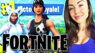 *NEW UPDATE* GETTING CARRIED BY MY 12 YEAR OLD BROTHER!! (Fortnite Battle Royale)