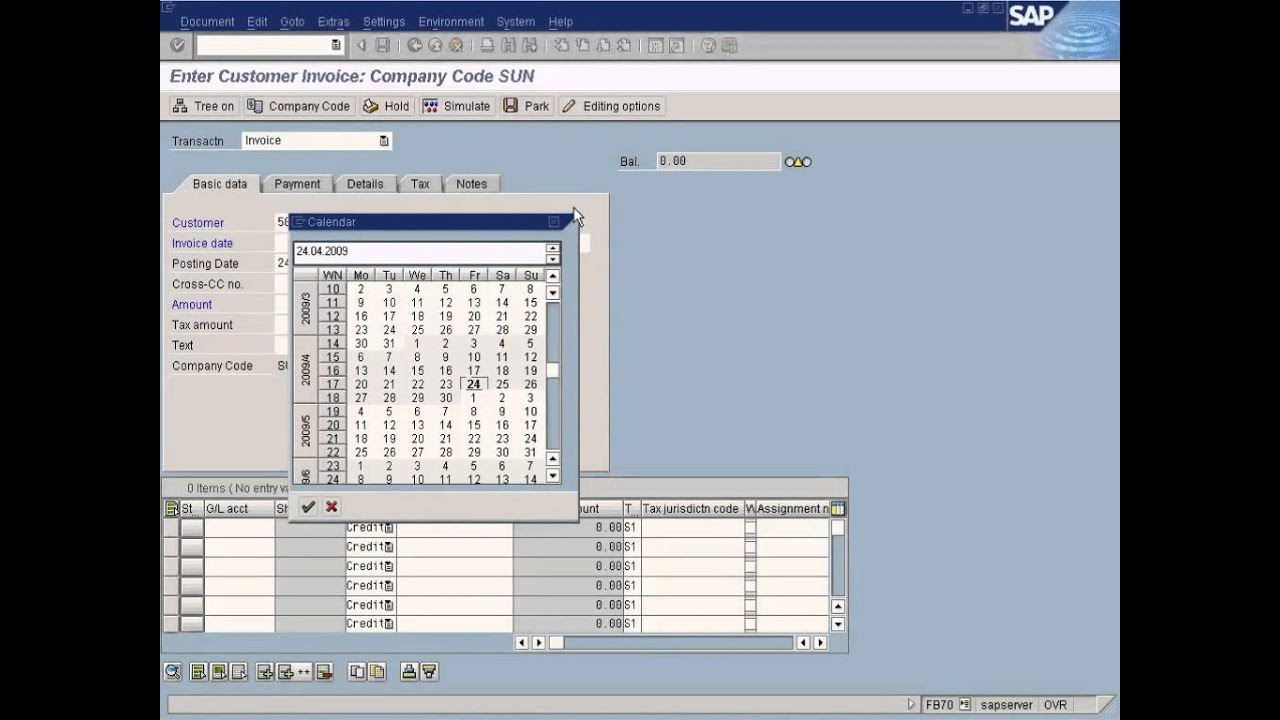 Confirming Receipt Of Email Sap Invoice Posting With Output Tax  Youtube What Is Sales Invoice In Accounting Excel with How To Print An Invoice Excel Sap Invoice Posting With Output Tax Invoice Reminder Letter Pdf
