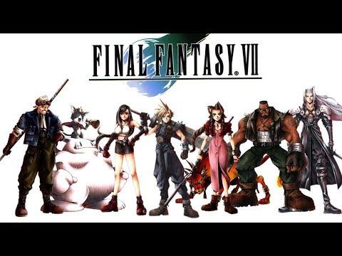 Final Fantasy VII (Video Game) - Myhiton