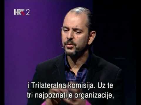 Daniel Estulin on Croatian TV: 1/5 'The Bilderberg Group'