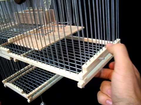 Cage Piège à Moulinet Multireprise à Oiseaux A vendre/ Cage Trap Multireprise For Sale