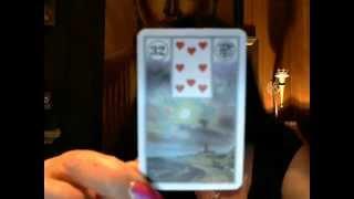 1er cours signification des cartes petit Lenormand