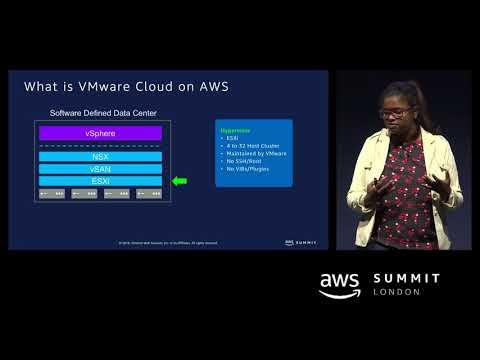 VMware Cloud On AWS - Technical Deep Dive
