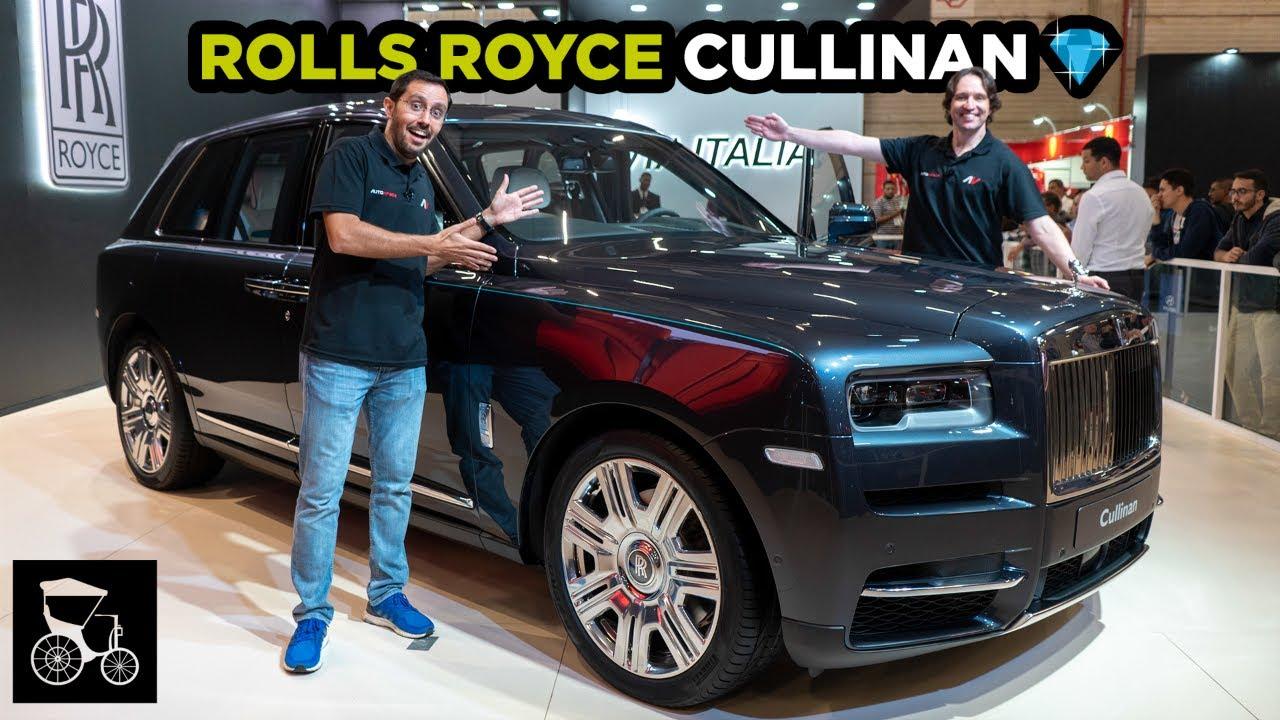 Esse E O Suv Mais Luxuoso Do Mundo Sinta Como E O Rolls Royce