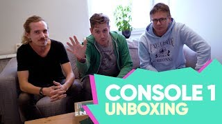 Unboxing Console 1 - Softube
