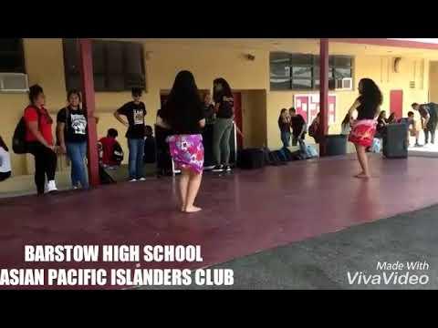 Barstow high school APIC🌺- AT THE 2017 CLUB FAIR