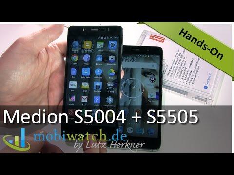 Medion S5004 + S5504: Erste Eindrücke der neuen S-Klasse