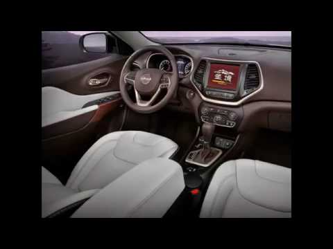 2014 Jeep Cherokee Sageland Concept First Look Youtube