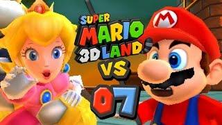 Let's Race: Super Mario 3D Land - Episode 7: So Close Yet So Far!