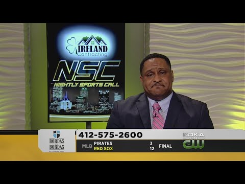 Ireland Contracting Sports Call: March 23, 2019 (Pt. 3)